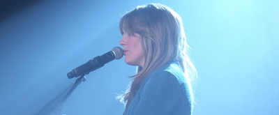 VIDEO: Watch Grace Potter Perform 'Love is Love' on JIMMY KIMMEL LIVE