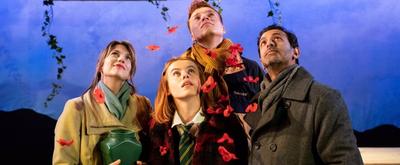 BWW Review: THE GIRL WHO FELL, Trafalgar Studios