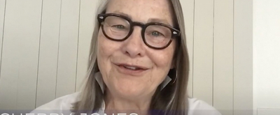 VIDEO: Cherry Jones Accepts her Emmy Award For SUCCESSION Video
