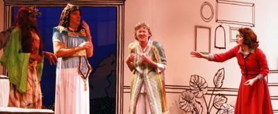 Photo Flash: LEADING LADIES Opens at Georgia Ensemble Theatre