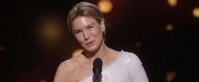 VIDEO: Watch Renee Zellweger's Oscar Acceptance Speech