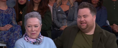 VIDEO: Kathy Bates and Paul Walter Hauser Talk About Golden Globe Nominations on GOOD MORNING AMERICA