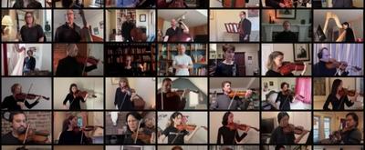 VIDEO: Met Orchestra Musicians Perform Mascagni's 'Intermezzo' From CAVALLERIA RUSTICANA