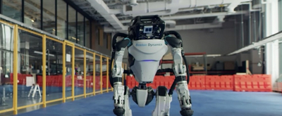 VIDEO: Boston Dynamics Robots Perform Choreographed Dance to 'Do You Love Me?'