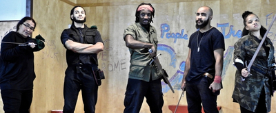 BWW Review: CORIOLANUS at Praxis Stage