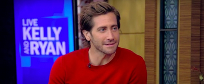 VIDEO: Jake Gyllenhaal Reveals His Dog Was Almost Cast in SEA WALL / A LIFE