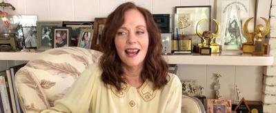 VIDEO: Lesley Ann Warren Talks Starring in RODGERS AND HAMMERSTEIN'S CINDERELLA