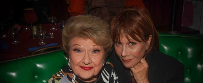 Photo Coverage: Michele Lee and Marilyn Maye Visit Tom Wopat at The Beach Cafe