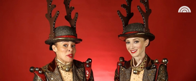 VIDEO: Watch Rockettes React to Famous Movie Dances on TODAY SHOW!