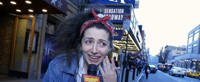 BWW Exclusive: Allison Frasca Visits SIX on The Broadway Break(down)!