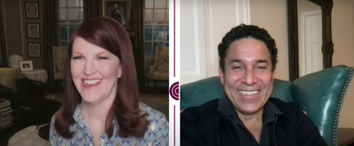 VIDEO: Kate Flannery & Oscar Nuñez Remember Filming THE OFFICE on TODAY SHOW