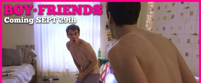 VIDEO: See the Official Trailer for BOY•FRIENDS, Featuring Andy Mientus, Jen Damiano, Video