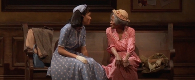 Video Flashback: Cicely Tyson in a Clip From THE TRIP TO BOUNTIFUL at the Ahmanson in 2014