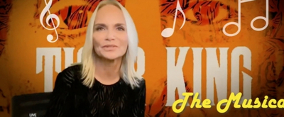 VIDEO: Kristin Chenoweth Directs a Fake TIGER KING Musical on LIVE WITH KELLY AND RYA Video
