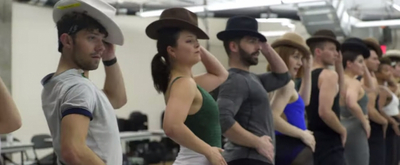 VIDEO: Preview Denis Jones' New Choreography for Signature's A CHORUS LINE