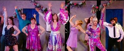 Photo Flash: Barn Players Present MAMMA MIA!