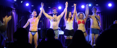 Review: A VERY SKIVVIES PRESIDENT'S DAY Opens Eyes at The Green Room 42