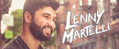 Lenny Martelli's EP 'Just a Thought' Out Now