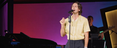 VIDEO: Get A First Look At Barrington Stage's Aaron Tveit Live Concert