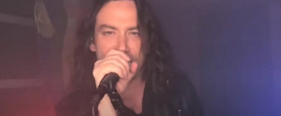 VIDEO: Constantine Maroulis, Stevie van Zandt, and More Perform Nick Cordero's 'Live Your Life'
