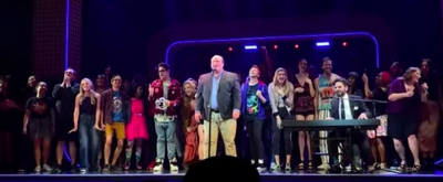 VIDEO: Final BE MORE CHILL Curtain Call - Joe Iconis Gives a Speech and the Cast Sings 'The Goodbye Song'