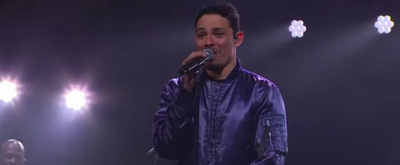 VIDEO: Anthony Ramos Performs 'Mind Over Matter' on THE LATE LATE SHOW