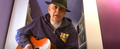 VIDEO: Mirvish General Manager Ron Jacobson Sings The COVID-19 Blues
