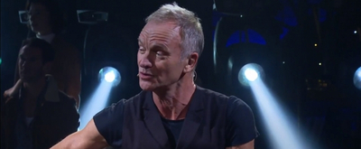 VIDEO: Sting and the Cast of THE LAST SHIP Perform on THE LATE LATE SHOW