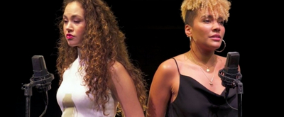 VIDEO: Solea Pfeiffer andEmmy Raver-Lampman Sing 'Freedom' From GUN & POWDER