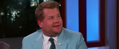 VIDEO: James Corden Talks CATS and Starring in Netflix's THE PROM on JIMMY KIMMEL LIVE