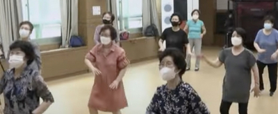 VIDEO: Seniors in South Korea Meet to Dance Again Following the Loosening of COVID-19 Restrictions