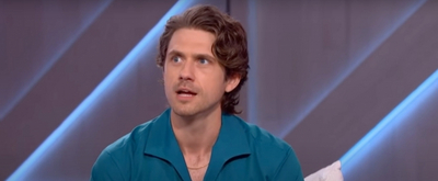 VIDEO: Aaron Tveit Auditions For THE VOICE on THE KELLY CLARKSON SHOW Video