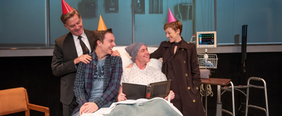 Review: YOUR BEST ONE at Capital Repertory Theatre Supports the Notion That Nobody Can Push Your Buttons Like Family Can.