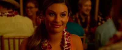 VIDEO: See Lea Michele Hula in a Clip From SAME TIME, NEXT CHRISTMAS