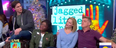 VIDEO: Watch the Cast of JAGGED LITTLE PILL Perform 'You Learn' on GMA