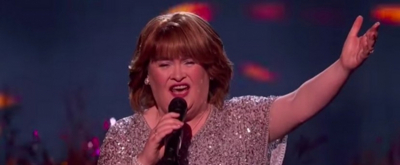 VIDEO: Susan Boyle Returns to AMERICA'S GOT TALENT With 'I Dreamed a Dream'
