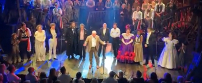 VIDEO: LES MISERABLES Concert Cast & Composers Celebrate With A Special Encore Performance