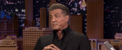 VIDEO: Sylvester Stallone Talks About Hating Dolph Lundgren on THE TONIGHT SHOW!