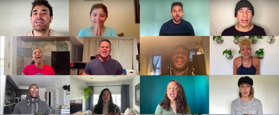 VIDEO: Original HAMILTON Cast Reunites to Sing 'Alexander Hamilton' on John Krasinski's SOME GOOD NEWS