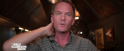 VIDEO: Neil Patrick Harris Talks About His Obsession With Escape Rooms Video