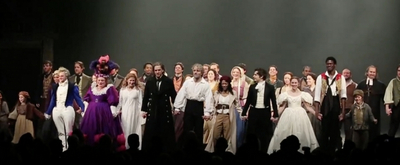 Broadway Rewind: LES MISERABLES Rebuilds the Barricade on Broadway