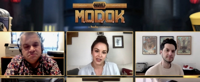 VIDEO: Hulu Hosts Panel For Marvel's M.O.D.O.K at WonderCon@Home