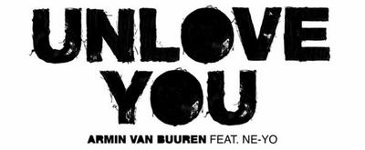 Armin van Buuren and NE-YO Unveil Collaboration 'Unlove You'