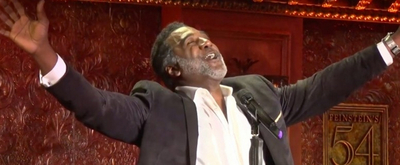 VIDEO: Norm Lewis Performs THE WIZ's 'Home' At Feinstein's/54 Below