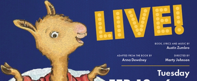 LLAMA LLAMA LIVE Announced at WYO Theater