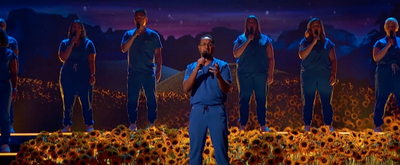 VIDEO: Northwell Health Nurse Choir Dazzles AGT With a Performance of 'You Will Be Found!'