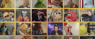 VIDEO: The Muppets and James Corden Perform 'With a Little Help from My Friends'
