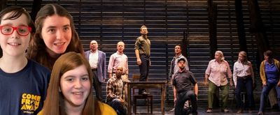 BWW TV: The Kid Critics Get Welcomed to the Rock at COME FROM AWAY