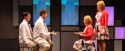 Review Roundup: TIME FLIES AND OTHER COMEDIES at Barrington Stage Company