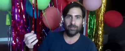 VIDEO: Jason Schwartzman Talks About Looking Busy on THE LATE LATE SHOW